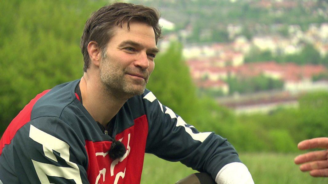 Jakob Seeböck bekam seine erste Romy als beliebtester Schauspieler. (Foto ORF)