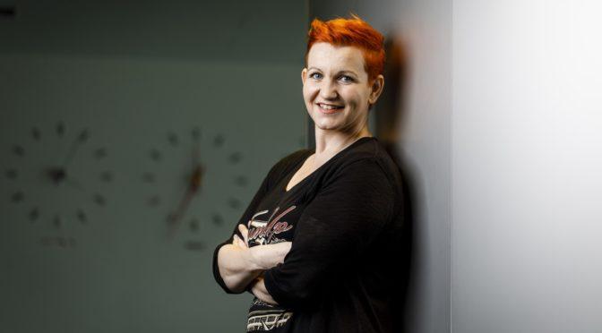 Martina Schwinger: Fördern und fordern