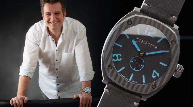 VIRIBUS UNITIS – Luxusuhren des Designers Thomas Hiden