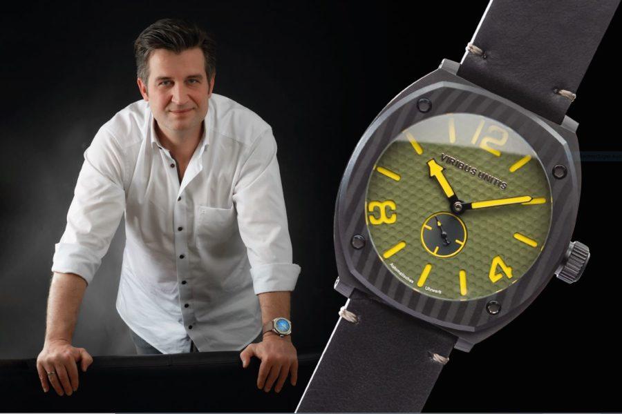 VIRIBUS UNITIS – Die Luxusuhren des österreichischen Designers Thomas Hiden sindDesigns im Vintage-Look mit Tradition und höchster Handwerksqualität. (Foto VIRIBUS UNITIS)