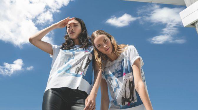 Marc Cain launcht Limited Edition Shirt zur ersten digitalen Fashion Show