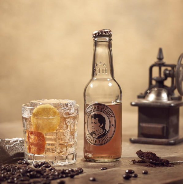 COFFEE TONIC ist ideal für den Longdrink GIN COFFEE TONIC. (Foto Thomas Henry)