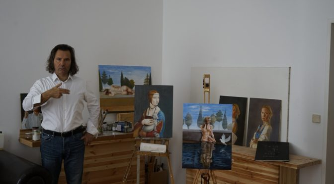 Stan Bert Singer: zeitgenössischer österreichischer Maler