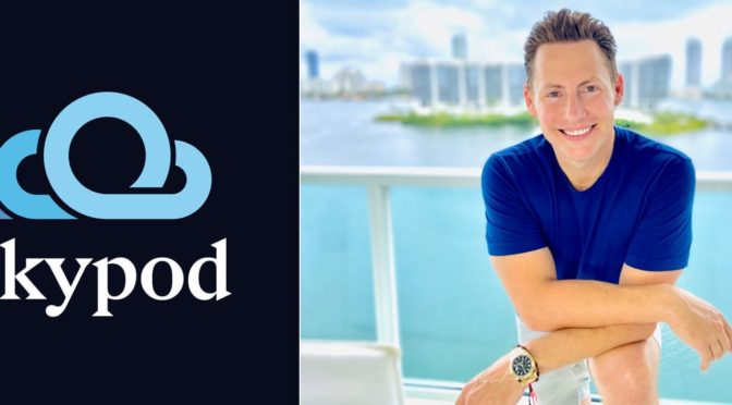 Interview With Skypod Founder Richard Jardine