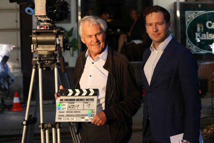 """Dieter und Jakob Pochlatko, epo-film: """"Das Schöne für uns als Produzenten ist vor allem, dass viele Inhalte gebraucht werden, egal wo."""" (Foto epo-film)"""
