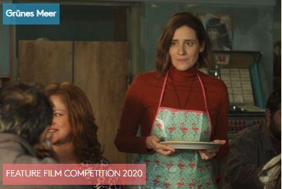 """Über den Publikumspreis freute sich die griechische Filmemacherin Angeliki Antonious für ihrenSpielfilm """"Green Sea"""". (Foto FILMFESTIVAL KITZBÜHEL)"""