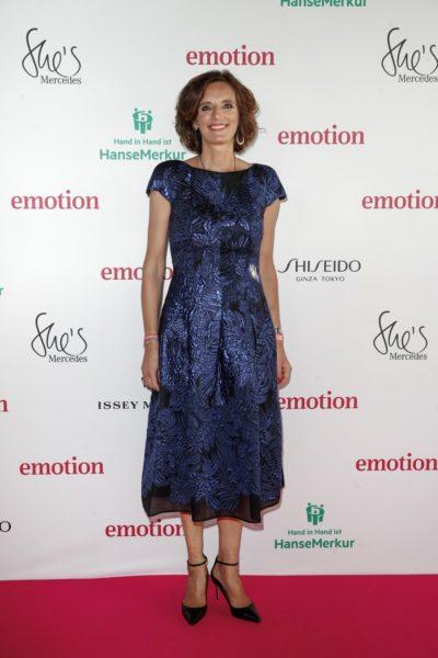 EMOTION.award 2020: Durch den Abend führte Gastgeberin Dr. Katarzyna Mol-Wolf mit ihrem Team. (Photo by Franziska Krug/Getty Images for Emotion Award)
