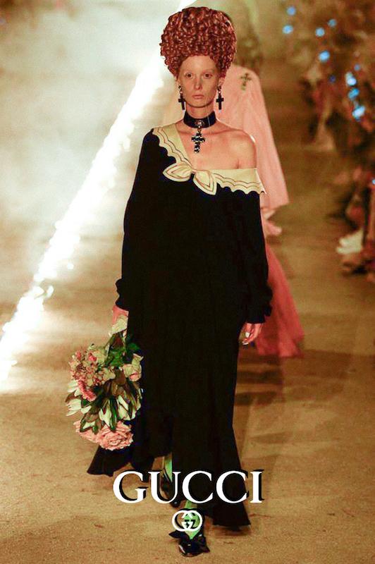 Model Laura Roth kommt aus Kärnten und studiert Kunstgeschichte. Sie lief schon für Gucci und ist in Magazinen wie der Vogue, Elle usw. zu sehen. (Foto ADDICTED TO MODELS)