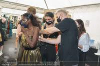 Modenschau von Designer NikoNiko im Rahmen der Vienna Fashion Week. (Foto Andreas Tischler)