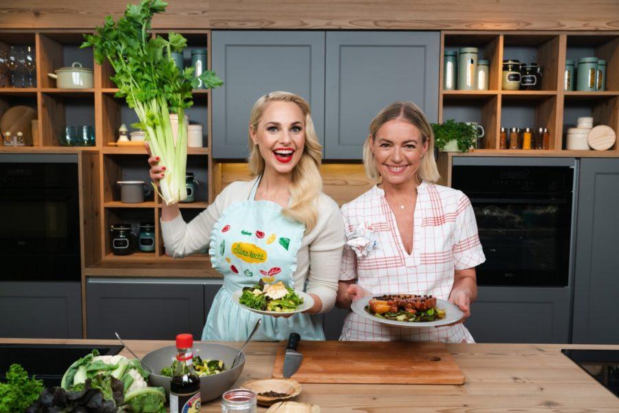 Vom 28. September bis 2. Oktober rückt Silvia Schneider Wien in den Fokus und wird dabei von Alexandra Palla kulinarisch unterstützt. (Foto: ORF/Lura Media/Simeon Baker)