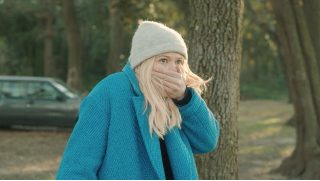 """The Tears Thing"" by French director Clémence Poésy, who is also a top actress, most known for her work in series Gossip Girl, War and Peace and the film In Bruges. (Photo FRFF)"