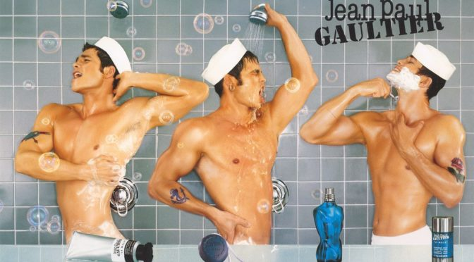 25 JAHRE LE MÂLE BY JEAN PAUL GAULTIER