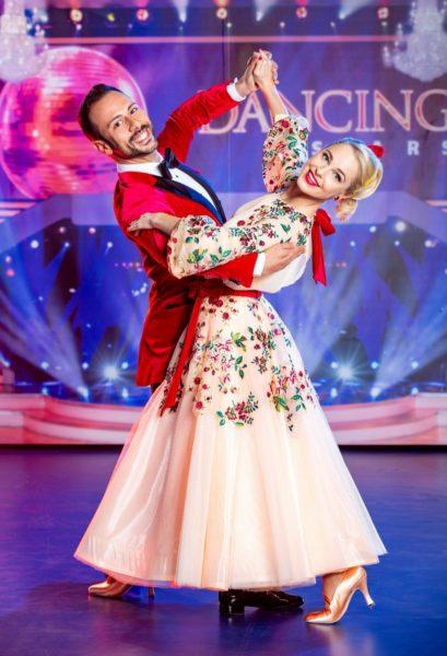 """Silvia Schneider: """"Ich habe noch nie für irgendetwas so hart trainiert wie bei Dancing Stars. (Foto ORF/Günther Pichlkostner)"""