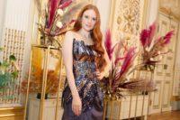 Vienna Awards for Fashion and Lifestyle 2020 - Moderation Barbara Meier. (Foto Katharina Schiffl)