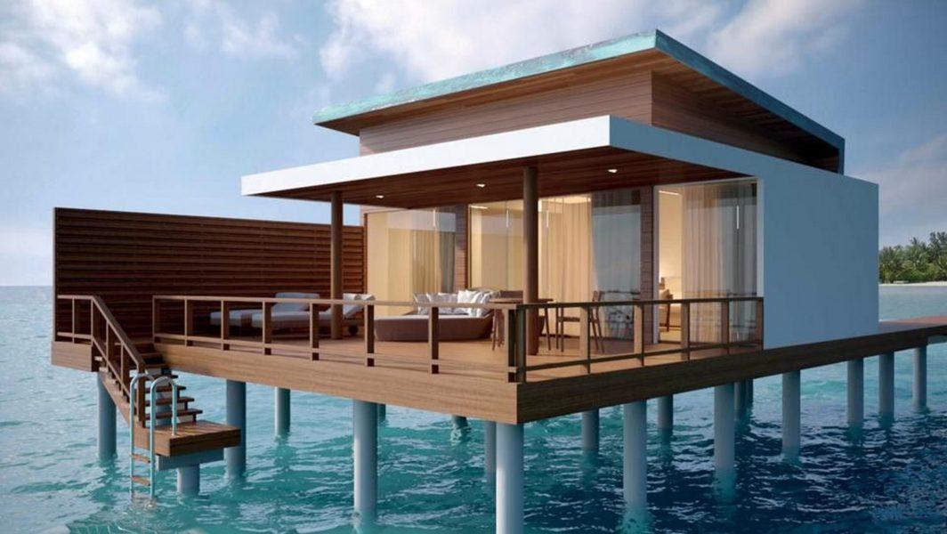 Bereits Ende 2020 soll das The Chedi Kudavillingili erste Gäste willkommen heißen. (Foto Maldives Marketing & Public Relations Corporation)