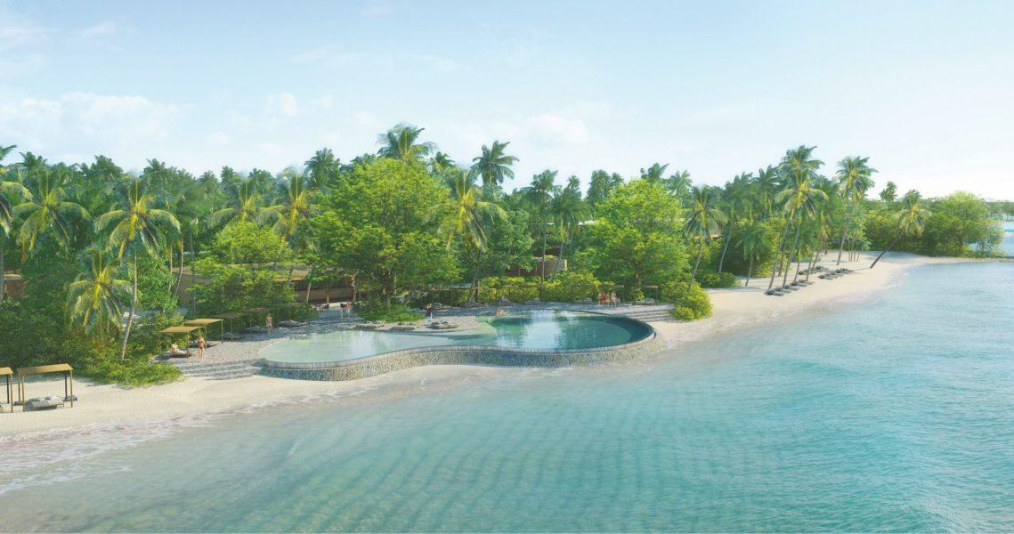 Patina Maldives - Pool. (Foto Patina Maldives)