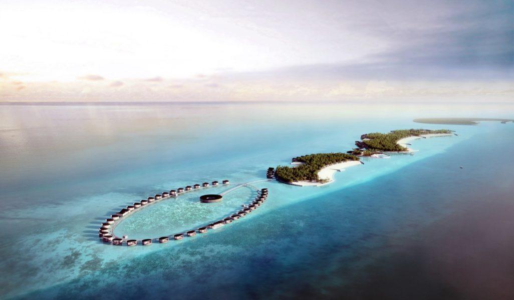 Mit dem The Ritz-Carlton Maldives, Fari Islands eröffnet voraussichtlich im Mai 2021 das sechste Hotel aus dem Markenportfolio von Marriott International auf den Malediven. (Foto Ritz-Carlton Maldives)