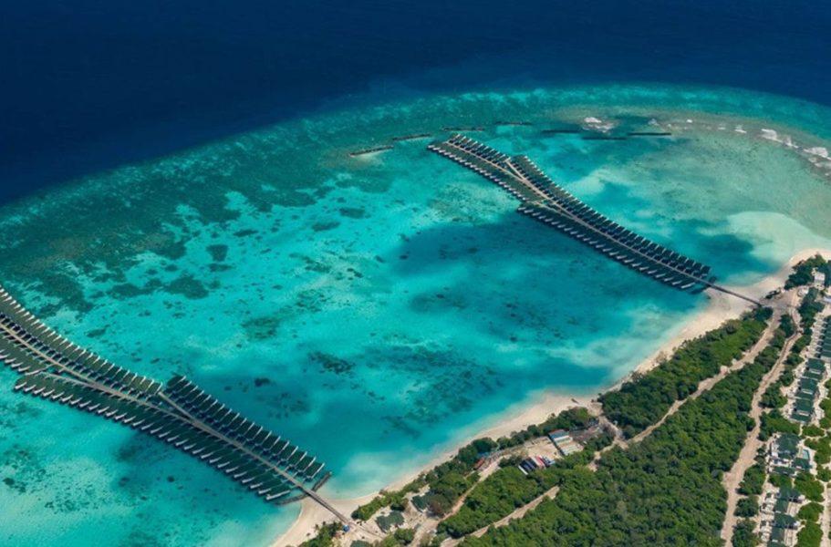 Im Noonu-Atoll wird in wenigen Wochen das beeindruckende Siyam World Resort eröffnen. (Foto Maldives Marketing & Public Relations Corporation)