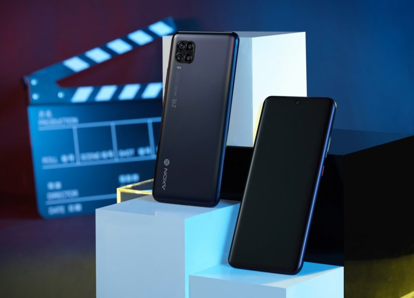 Neben scharfen und flüssigen Videos steht das ZTE Axon 11 5G auch für Fotos in Top-Qualität. (Foto ZTE)