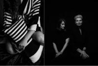maison - die neue Kollektion von Elke Steffen-Kühnl und Babsi Schneider, dem Designer Duo ardea luh. (Foto Rodarich/ Marija Kanizaj)