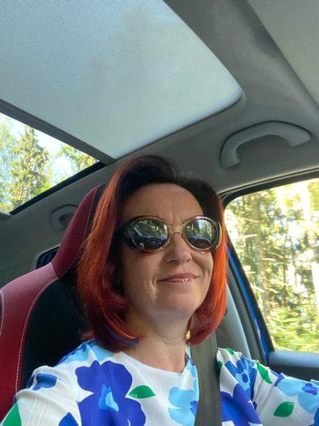 """Doris Maier, NORWEX Beraterin: """"Ich habe ein Produkt, das zu 100 Prozent funktioniert, und mich täglich begeistert. Meine Begeisterung für ein gesünderes Zuhause möchte ich mit meinen Mitmenschen teilen, sie unterstützen und begleiten."""" (Foto privat)"""