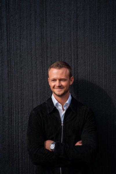 Der erfolgreiche dänische Unternehmer Frederik Kjaer führt die BACO Bagels & Coffee Shops in Aalborg. (Foto privat)