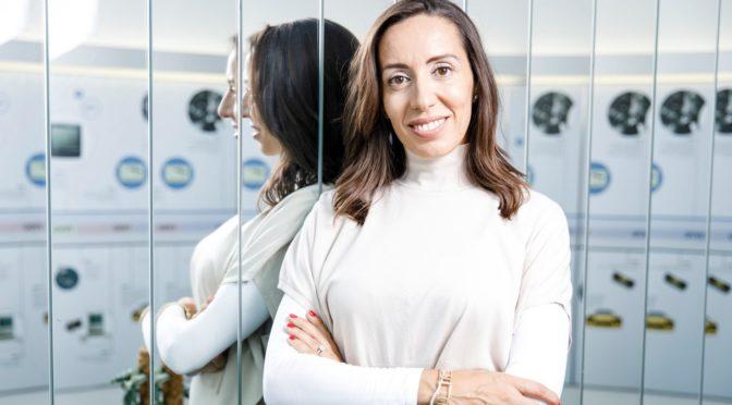 Ilaria Renna: Seien sie mutig, nicht perfekt