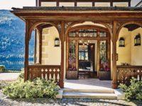 """Die """"Villa Anna Grundlsee"""" ist ein einzigartiges Haus, erbaut im Heimatstil des späten 19. Jahrhundert. (Foto TAUROA)"""