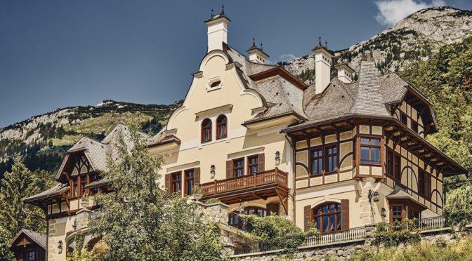 Villa Anna Grundlsee – Exklusive Privatsphäre für höchste Ansprüche