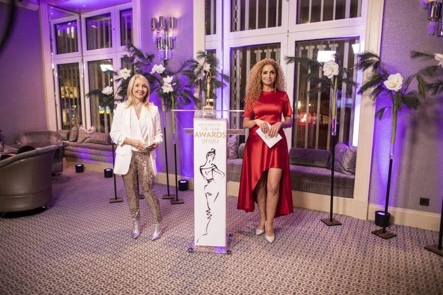 """look! """"Women of the Year""""-Gründerin Uschi Pöttler-Fellner: """"Österreichs Frauen haben in den vergangenen Monaten in vielerlei Hinsicht Großartiges geleistet. (Foto Stefan Joham)"""