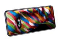Das neue ZTE Smartphone Axon 20 bietet Unter-Display Kamera und echtes Full-Display Erlebnisund revolutioniert das Benutzererlebnis. (Foto ZTE)