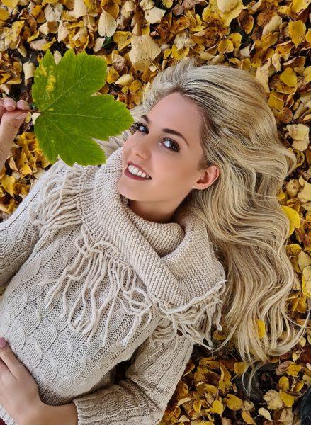 Auch 2020 zierte das erfolgreiche Model Beatrice Körmer unzählige Cover und shootete tolle Fotostrecken. (Foto privat)