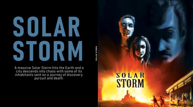 Joe Rabl – 'Solar Storm' ist sein Lebenstraum