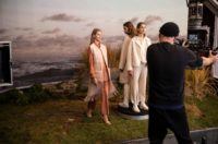 "Making of zum Fashion Film ""How Wonderful"" von Marc Cain. (Foto Marc Cain)"