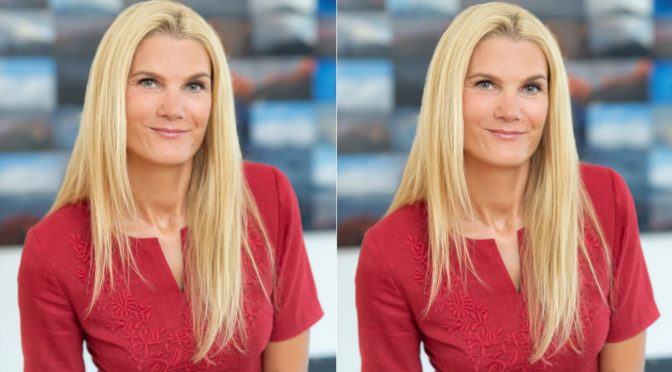 Mag. Sabine Skorka leitet das Bankhaus Spängler in der Steiermark