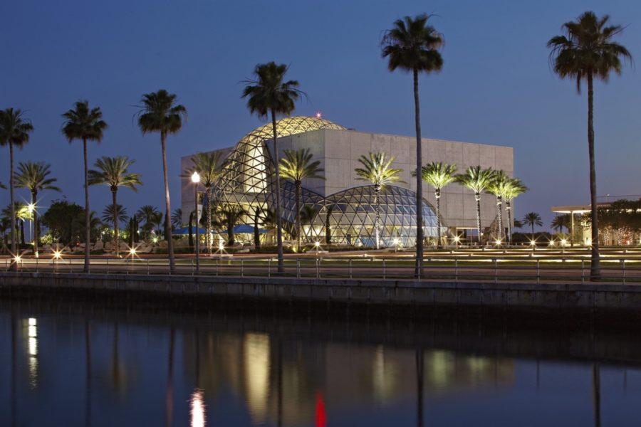 Das Dalí Museum hat einen Großteil der Ausstellungen online zugänglich gemacht. (Foto visitstpeteclearwater.com)