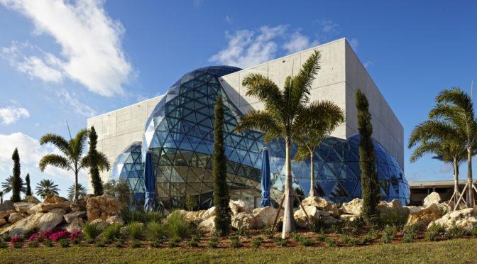 Das Dalí Museum in St. Pete/Clearwater feiert 10-jähriges Jubiläum