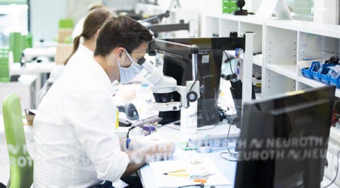 Hörakustiker Neuroth eröffnete neuen europaweiten Produktionsstandort in Lebring