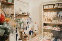 Bis Ende März eröffnet Lena Hoschek mit ihrem Kinderladen Bunny Bogart einen Pop-Up Store in der Spiegelgasse im 1. Wiener Gemeindebezirk. (Foto Michael Zahnschirm)