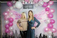 Die Cambio Beautyacademy wurde nach dem Lockdown so richtig gestürmt: Claudia Kriechbaumer und Carmen Knor. (Foto Jürgen Hammerschmid)