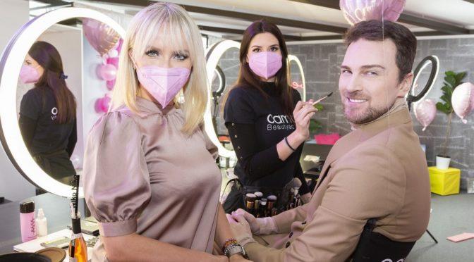 Cambio Beautyacademy holt Promis aus dem Lockdown-Look