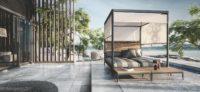 Lodge Cabana by Gloster – erhältlich im Möbelwerk. (Foto Das Möbelwerk / Gloster)
