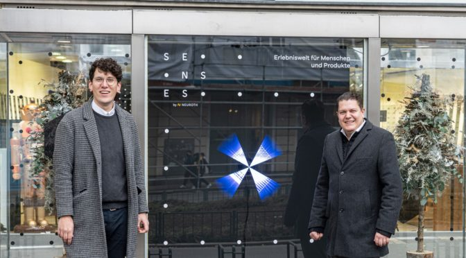 "Optik Neuroth eröffnete neuen Concept-Store ""Senses by Neuroth"""