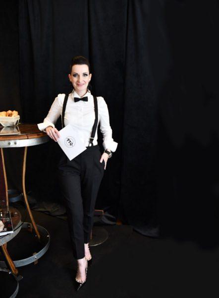 """Falstaff Profi Herausgeberin Alexandra Gorsche. """"Gerade jetzt ist es wichtiger denn je, den Nachwuchs in Hotellerie, Gastronomie und Tourismus zu fördern und ihm eine wertvolle Perspektive zu bieten."""" (Foto Falstaff Profi)"""