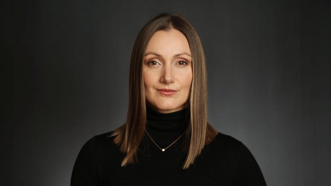 Anastasija Lesjak ist eine international gefeierte Designerin, Vortragende und Unternehmerin. (Foto Furgler)