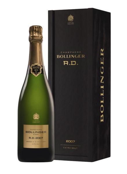 Bollinger Champagner R.D. 2007. (Foto KATE & KON)