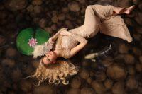"""""""SECRET""""-Shooting mit der amtierenden Miss Vienna & Model Beatrice Körmer für LA HONG. (Foto Sabine König)"""