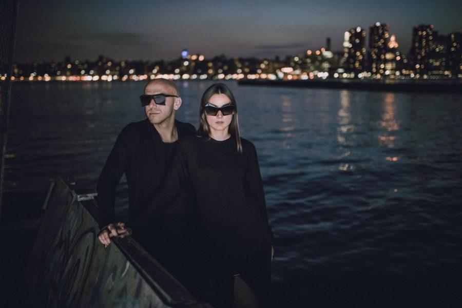 Die Designerin Anastasija Lesjak baute gemeinsam mit Architekt Martin Lesjak das Produktdesignstudio 13&9 Design auf. (Foto Jason Lowrie)