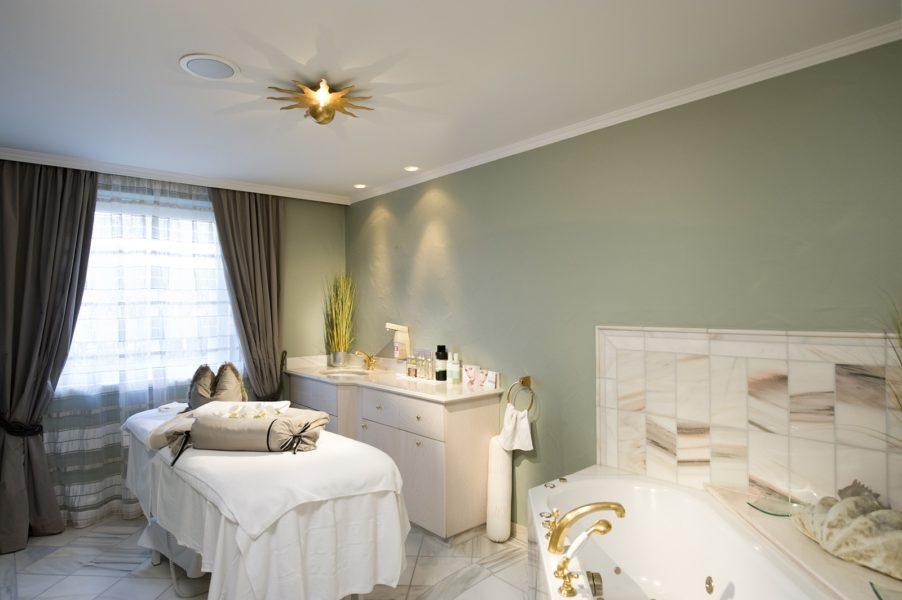 Hotel KOLLERs: Erholsame Massagen für die (Golf-)Gäste. (Foto KOLLERs)
