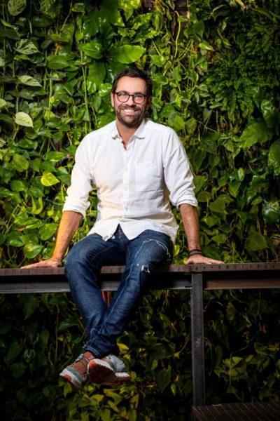 """Das KURO. MORI – das neue Restaurant fürSternekoch Steffen Disch wurde zu den""""Schönsten Restaurants & Bars 2021"""" gewählt. (Foto Kirchgasser Photography)"""